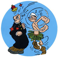 Popeye - Volume n. 30 - Lunga vita al re