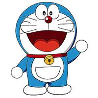 Disegnare Doraemon